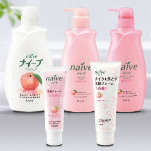Naive: a brand of Japanese hygeine products