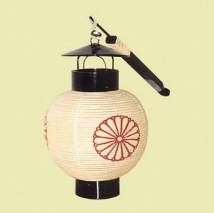 提灯 : a Japanese lantern (handheld style)