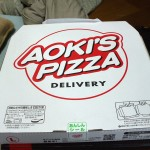 japanese pizza box aoki's