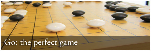 Go: the perfect game