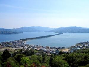 Amanohashidate view